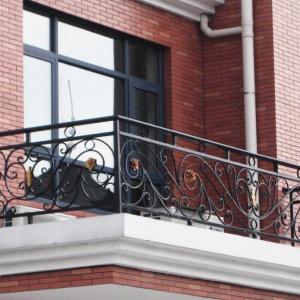 Ferforje Balkon Korkulukları