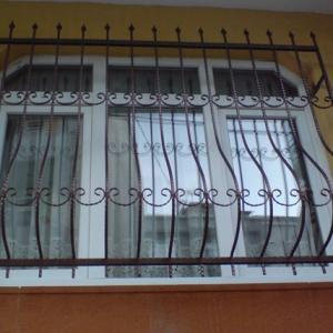 Ferforje Pencere Korkulukları